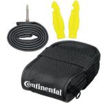 Continental Satteltasche inkl. Schlauch (28 Zoll) und Reifenheber
