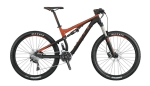 Scott GENIUS 750 - 2015 - 27,5 ZOLL - FULLY